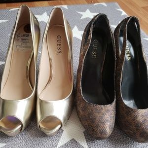 Guess Shoes Lot